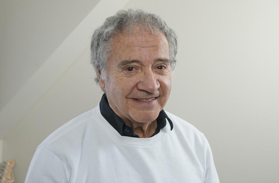 José Alfredo Fuentes – el Pollo Azul