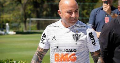 Atlético Mineiro de Sampaoli es líder del Brasileirao