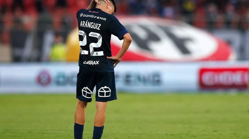 """Jefe área médica de la 'U': """"Pablo Aránguiz estará en recuperación tres meses"""""""
