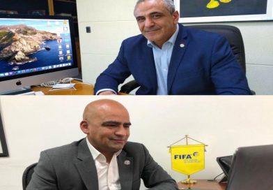 Pablo Milad y Jorge Osorio se disculpan con la U tras vergonzoso penal cobrado en contra