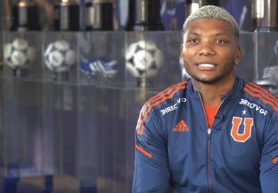 Junior entusiasmado: «Espero aportar con goles, vengo con la misma ilusión de antes»