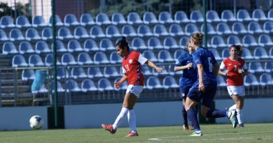 La Roja Femenina no pudo triunfar en amistoso frente a Eslovaquia